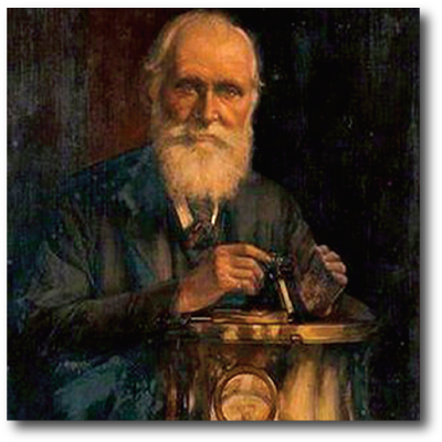 1852 Lord Kelvin came up with the idea of a heat pump