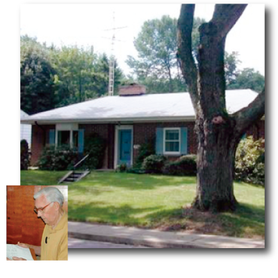 Bill Loosley designed & installed the first DX Geothermal System in his residence in Burlington, Ontario in 1950 that was still operating in 2009