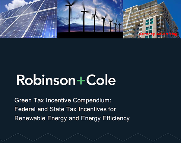 Green Tax Incentive Compendium July 2014 pdf copy