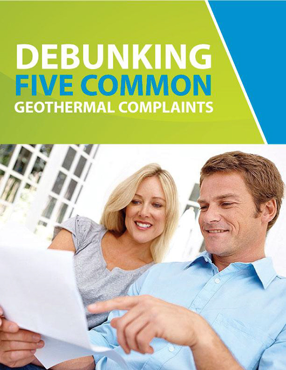 Learn the most common geothermal design and installation errors that have led to customer complaints.