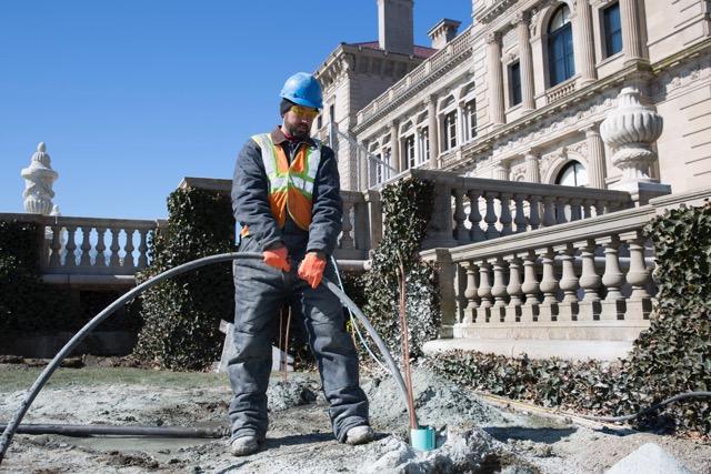 Breakers Mansion gets Waterless™ Geothermal